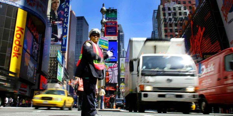Speeding Ticket Uptown NYC